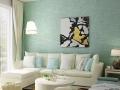 卧室墙布选什么颜色好,选购墙布注意事项